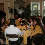 November 27, 2014 Missionary Thanksgiving at the CFM KUHN/TAYLOR Home