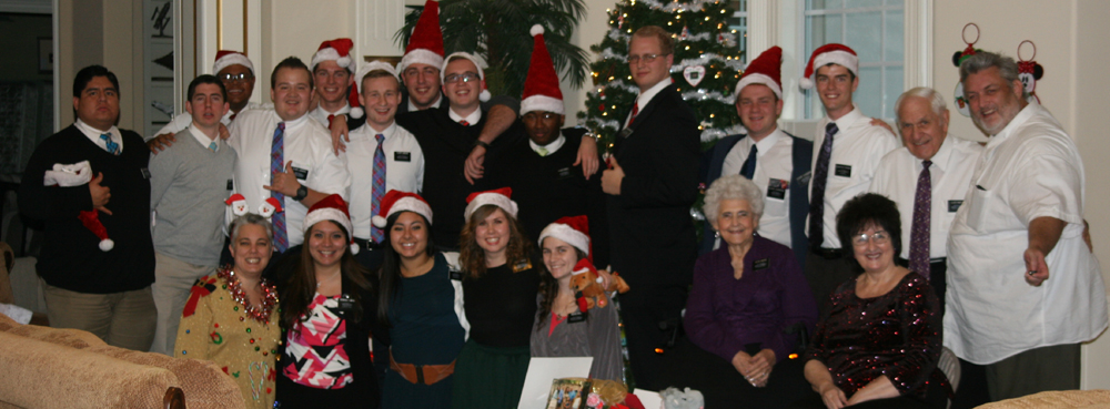December 25, 2014 CFM Missionary Christmas!