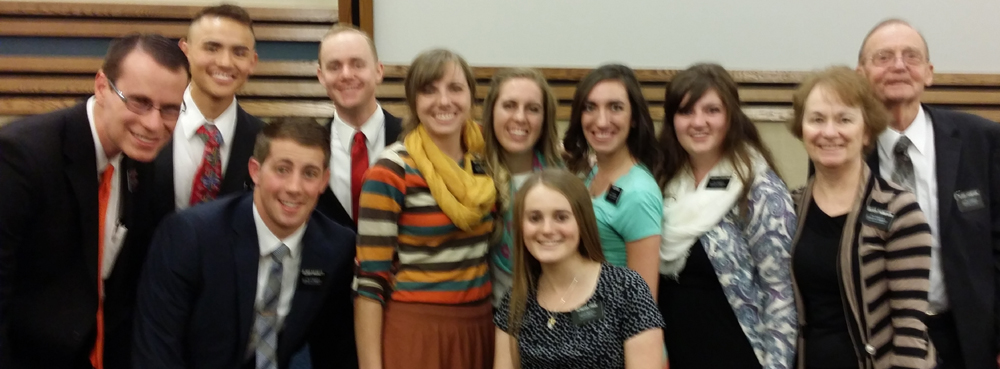 November 18, 2014 CFM Missionary Farewell
